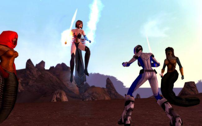City of Heroes Freedom - Screenshots - Bild 15