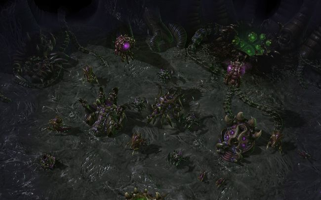 StarCraft II: Heart of the Swarm - Screenshots - Bild 4