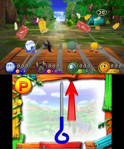 Pac-Man Party 3D - Screenshots - Bild 10