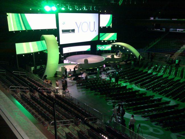 E3 2011 Fotos: Microsoft Pressekonferenz - Artworks - Bild 10
