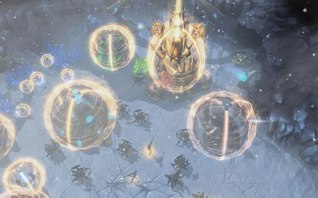 StarCraft II: Heart of the Swarm - Screenshots - Bild 15