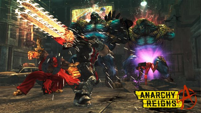 Anarchy Reigns - Screenshots - Bild 5