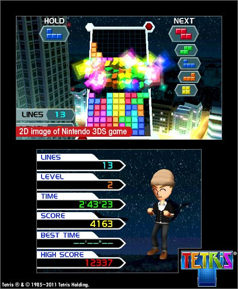 Tetris - Screenshots - Bild 8