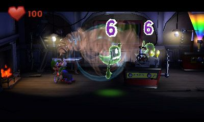 Luigi's Mansion 2 - Screenshots - Bild 1