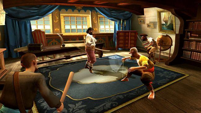 Die Abenteuer von Tim & Struppi - Das Geheimnis der Einhorn: Das Spiel - Screenshots - Bild 10