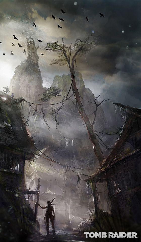 Tomb Raider - Artworks - Bild 2