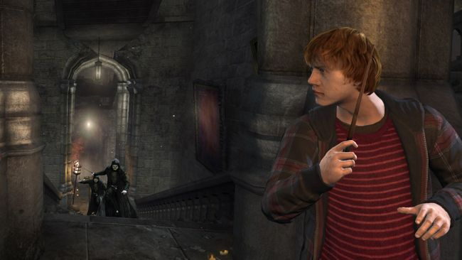 Harry Potter und die Heiligtümer des Todes: Teil 2 - Screenshots - Bild 2
