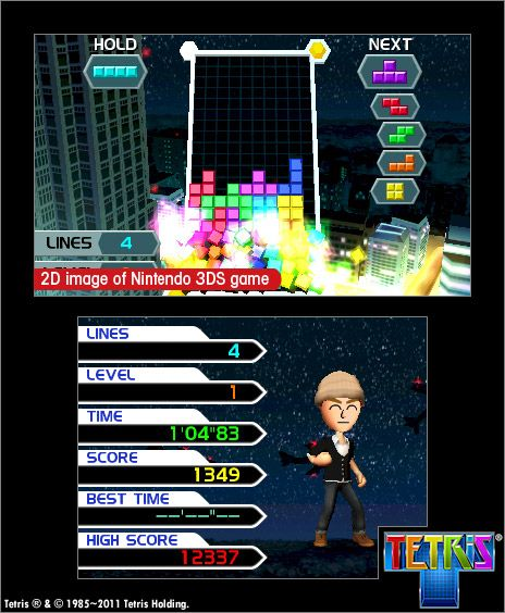 Tetris - Screenshots - Bild 7