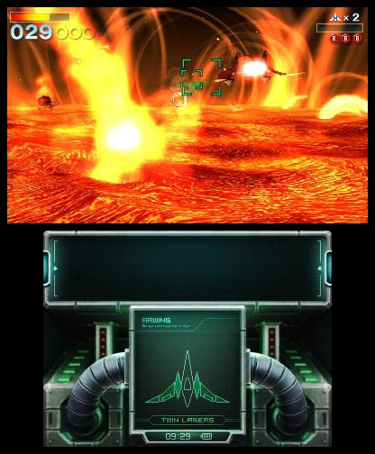 Star Fox 64 3D - Screenshots - Bild 12