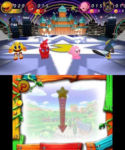 Pac-Man Party 3D - Screenshots - Bild 4