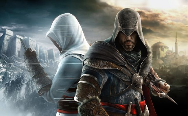 Assassin's Creed: Revelations - Artworks - Bild 2
