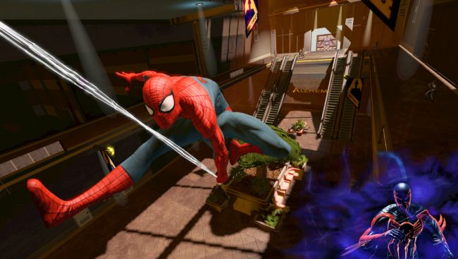 Spider-Man: Edge of Time - Screenshots - Bild 9