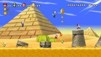 New Super Mario Bros. Mii - Screenshots - Bild 1