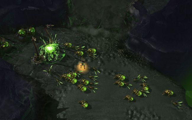 StarCraft II: Heart of the Swarm - Screenshots - Bild 3