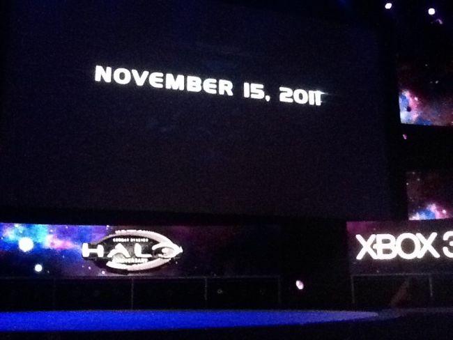 E3 2011 Fotos: Microsoft Pressekonferenz - Artworks - Bild 26