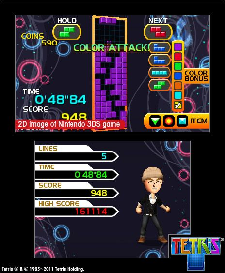 Tetris - Screenshots - Bild 5