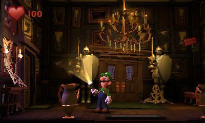 Luigi's Mansion 2 - Screenshots - Bild 3
