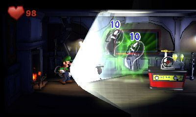 Luigi's Mansion 2 - Screenshots - Bild 8