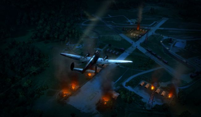 Combat Wings: The Great Battles of World War II - Screenshots - Bild 9