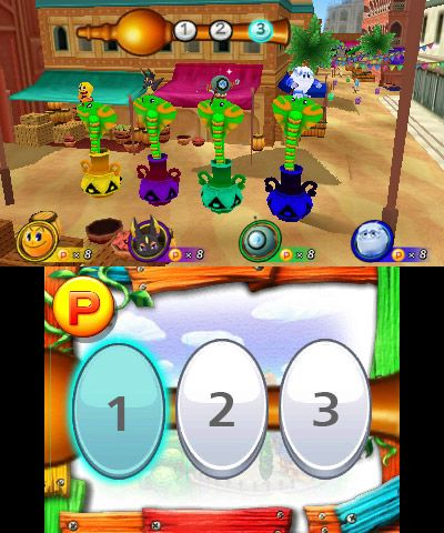 Pac-Man Party 3D - Screenshots - Bild 12