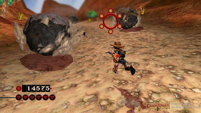 The Gunstringer - Screenshots - Bild 15
