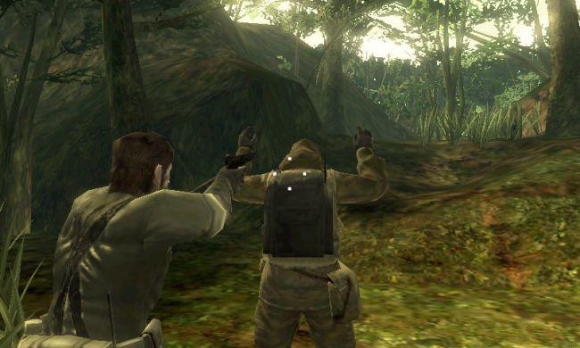 Metal Gear Solid: Snake Eater 3D - Screenshots - Bild 2