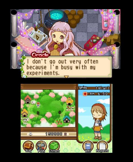 Harvest Moon: The Tale of Two Towns - Screenshots - Bild 102