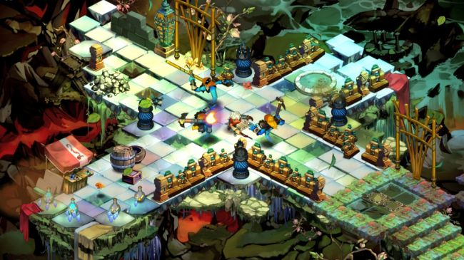 Bastion - Screenshots - Bild 4