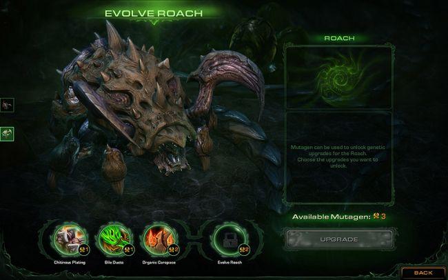 StarCraft II: Heart of the Swarm - Screenshots - Bild 14