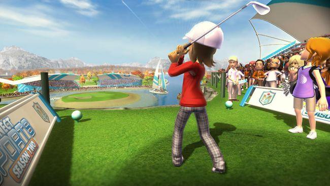 Kinect Sports: Season Two - Screenshots - Bild 11
