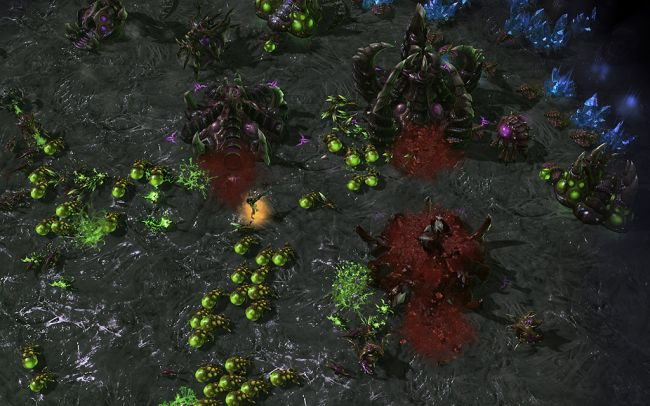 StarCraft II: Heart of the Swarm - Screenshots - Bild 1