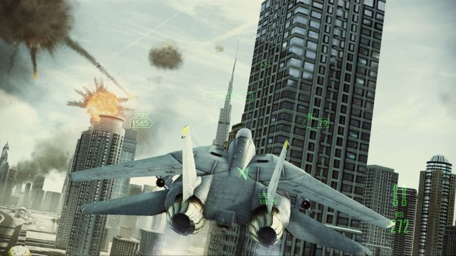 Ace Combat: Assault Horizon - Screenshots - Bild 68