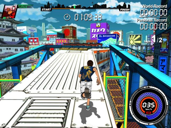 FreeJack - Screenshots - Bild 2
