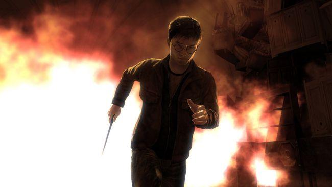 Harry Potter und die Heiligtümer des Todes: Teil 2 - Screenshots - Bild 19