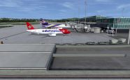 Mega Airport Zürich 2012 für Flight Simulator X - Screenshots - Bild 17