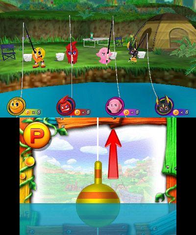 Pac-Man Party 3D - Screenshots - Bild 2