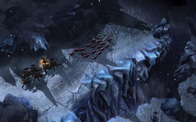 StarCraft II: Heart of the Swarm - Screenshots - Bild 17