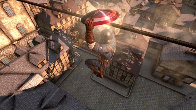 Captain America: Super Soldier - Screenshots - Bild 12