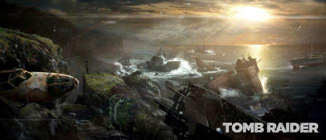 Tomb Raider - Artworks - Bild 5