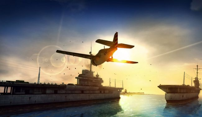Combat Wings: The Great Battles of World War II - Screenshots - Bild 3