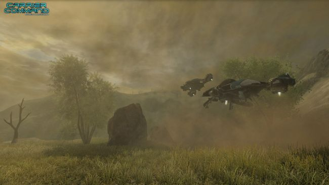 Carrier Command: Gaea Mission - Screenshots - Bild 15