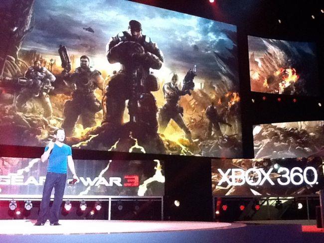 E3 2011 Fotos: Microsoft Pressekonferenz - Artworks - Bild 20
