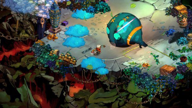 Bastion - Screenshots - Bild 3