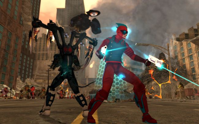 City of Heroes Freedom - Screenshots - Bild 6