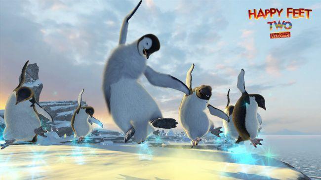 Happy Feet 2: Das Videospiel - Screenshots - Bild 8