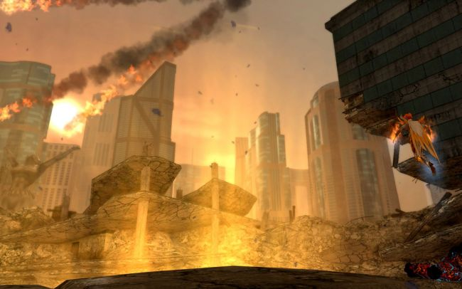 City of Heroes Freedom - Screenshots - Bild 5
