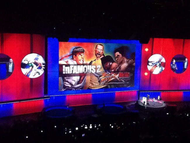 E3 2011 Fotos: Sony Pressekonferenz - Artworks - Bild 27