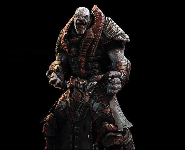 Gears of War 3 - Artworks - Bild 25