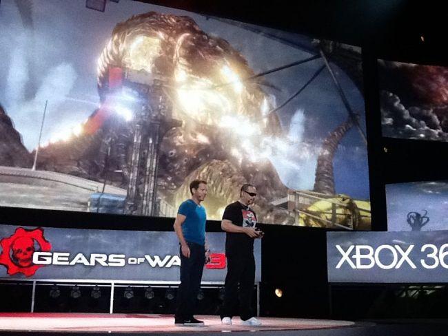 E3 2011 Fotos: Microsoft Pressekonferenz - Artworks - Bild 25