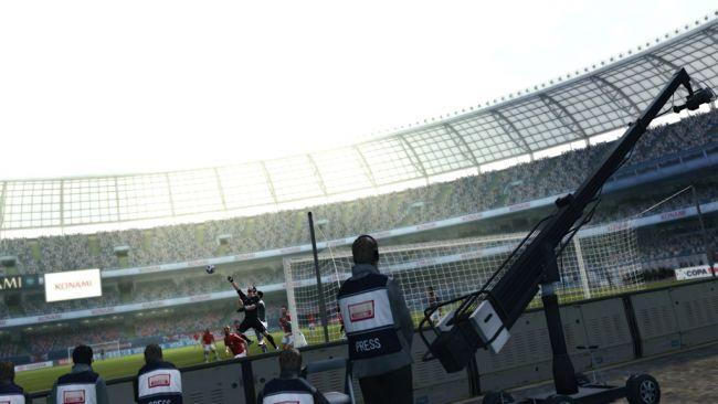 Pro Evolution Soccer 2012 - Screenshots - Bild 10